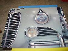 Rare book Promotion of Classic Car Tours Inc 1982 - 1983 care photos Grand Tour