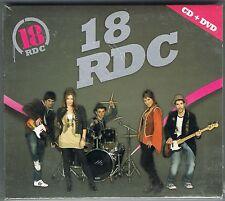 18 RDC - colonna sonora Antena 3 telev. - WARNER 2009 - CD+ DVD -NUOVO SIGILLATO