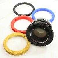 OUTLAST Canon SSC Follow Focus Gears / Aperture Gears FD Canon SSC Prime Lenses