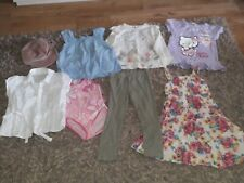 Girls Mixed Clothes Bundle 4-5 Years