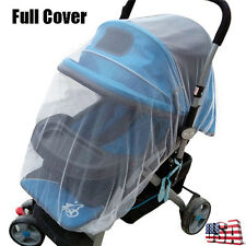 Summer Safe Baby Carriage Insect Mosquito Full Cover Net Baby Stroller Bed Netti