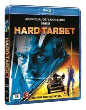 Hard Target Region Free Blu Ray