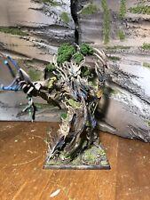 Warhammer Fantasy Age of Sigmar well Painted Wood Elves Sylvaneth Treeman