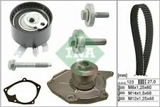 INA 530 0197 31 WATER PUMP & TIMING BELT SET