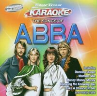 Abba - Karaoke - the Songs of Abba - Abba CD SUVG The Fast Free Shipping