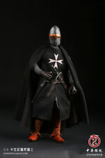 NEW Warriors KNIGHT HOSPITALLER CRUSADER 1/6 Figure IN STOCK