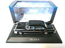 ZIL 111-A GOMULKA DE GAULLE 1967 1:43 NOREV DIECAST MODELL AUTO CAR