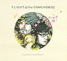 I Told You I Was Freaky Flight of the Conchords Audio CD