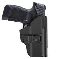 Holster For Sig Sauer P365 Tactical Belt Clip Holder Molle 60° Adj Polymer Case