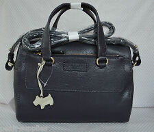 Radley 'Odessa' Navy Leather Multiway Shoulder Bag BNWT RRP £189 Dust Bag New
