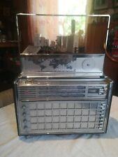 Altes Radio Welt-Empfänger PHILIPS FM-AM DE LUXE Stereoanlage Musik-Anlage
