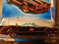 HOT WHEELS 66 BATMOBILE -- MIP !!! Batman DC comics ! Adam West Classic tv show