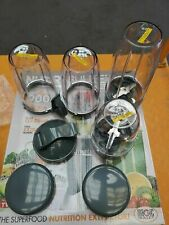 Tall Cups Extractor Blade Lids Blender 600 900w Replacement Nutribullet Parts