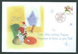 Canada - S76 Commemorative Envelope - Santa Letter-writing Program -Nov. 2, 2007