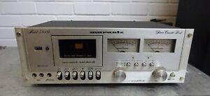 Marantz 5010 Cassette Deck WORKING & REFURBISHED Vintage Tape 1970s Analogue