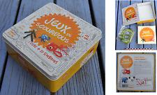 Boîte neuve de jeux de scoubidous avec livre, Hugo & Co 2011,