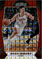 2017-18 Panini Prizm Mosaic Red #76 Devin Booker - NM-MT