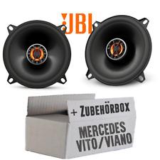 JBL Lautsprecher für Mercedes Vito Viano W639 Front Heck | 2-Wege 13cm Einbauset