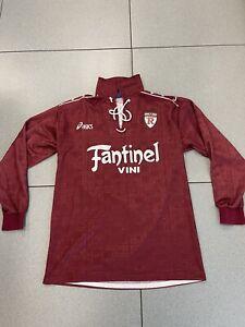 Maglia Reggiana Calcio Anni 90 Giglio Fantinel