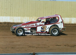 Jimmy Horton at Nazareth National Speedway Photo