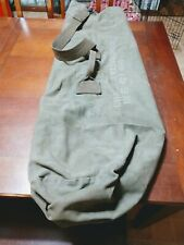 1951 U.S. Duffel Sea bag Duffle named Charles Ellingson Korean Korea war