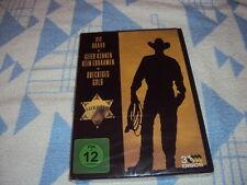 John Wayne Collection: Rio Bravo,Geier kennen kein Erbarmen,Dreckiges Gold NEU