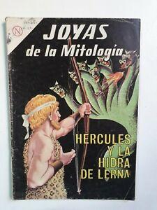 JOYAS DE LA MITOLOGIA #15 - ORIGINAL SPANISH COMIC MEXICO - NOVARO