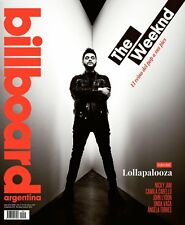 The Weeknd - Billboard Argentina Magazine March 2017