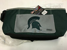 NCAA Michigan State 12 Can Soft Sided Coleman Cooler