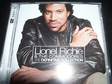 Lionel Richie The Definitive Collection Best If Greatest Hits 2 CD - New