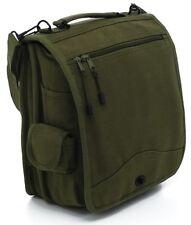 Green Military M-51 Engineers Bag Canvas Field Bag Shoulder Bag School Bag 8612