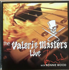 The Valerie Masters Live CD Ron Wood