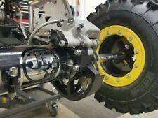 DRW PERFORMANCE Yamaha Raptor 700 rear rotor guard. 06-12