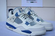 11.5 DS 2006 Air Jordan IV 4 Retro Military blue grey vtg nike og max 308497 141