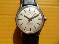 Vintage FRANCE YEMA 17 Jewels Manual Men's Watch