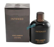 Dolce & Gabbana Intenso 6.7oz/200ml Edp Spray For Men New In Box