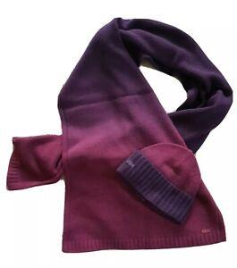 Set Lacoste coordinato sciarpa e berretto idea regalo