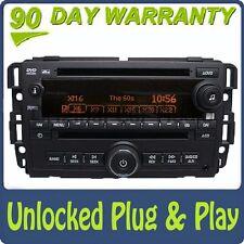 07 08 Pontiac TORRENT Radio DVD CD Player AUX PORT MP3 Factory OEM