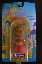Disney's It's a Small World Morocco Doll 1993