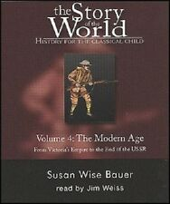 STORY OF THE WORLD BK 4 AUDIO CDs  NEW