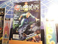 Vintage THUNDERCATS magazine #6 issue, complete, comic, TYGRA, Lion-o, Cheetara
