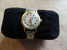 Caravelle Automatic Vintage Mechanical Ladies Watch