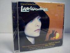 Ladyhawke Movie Original Motion Picture Soundtrack (CD, 1995, GNP CRESENDO)