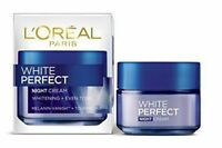 L'Oreal Paris White Perfect Night Cream, 50ml Whitening and Soothing Night Cream