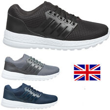 Zapatillas para hombre Fitness Sport & En ejecución Tamaño 6 a 11 Reino Unido para Trabajo Informal Ocio &