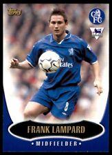 Topps Premier Gold (2003) Frank Lampard Chelsea No. C4