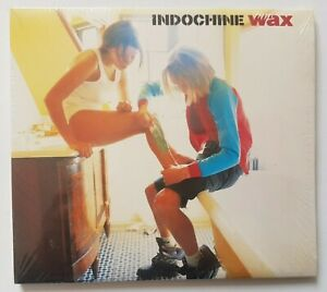INDOCHINE 2017 : WAX ╚ édition limitée Digisleeve neuve !  ╝ Drugstar, kissing