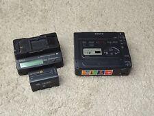 Sony gv-d300e MiniDV walkman/grabador, muy bien cuidadas, 2j. garantía