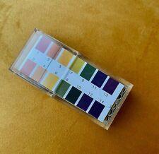 200 X pH Indicator Test Strips 1-14 Laboratory Paper Litmus Tester Urine Saliva