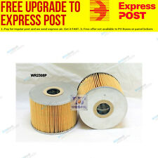 Wesfil Oil Filter WR2308P fits Jaguar XJ 2.8